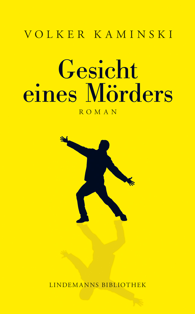 Gesicht eines Mörders - Cover